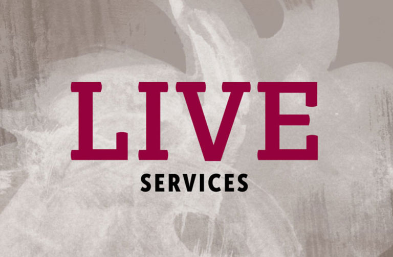 Live Services Banner